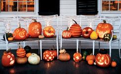 Những ý tưởng trang trí cho ngày hội Halloween
