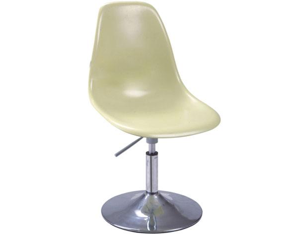 Ghế bar màu kem