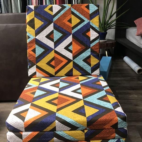 nệm ghế đơn sofa