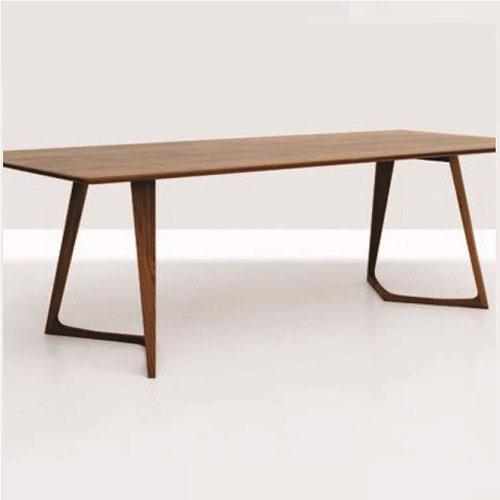 Bàn Twist gỗ tự nhiện bàn M