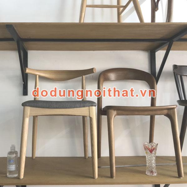 những mẫu ghế gỗ bàn ăn mới giá rẻ có tựa lưng