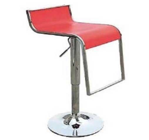 Ghế bar màu đỏ