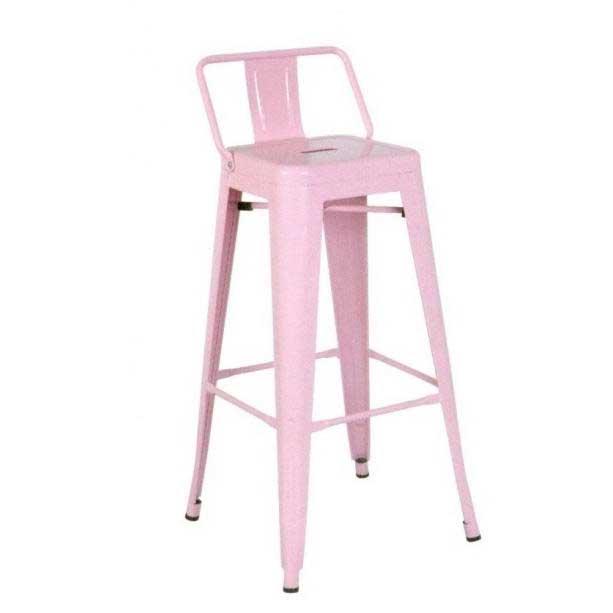 Ghế bar cao sắt sơn tĩnh điện