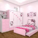 Các loại chất liệu giường ngủ tủ quần áo phổ biến