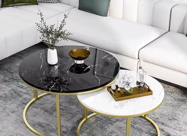 Bàn trà ghế sofa thường sẽ kèm theo bộ