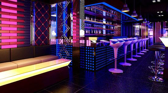 quán bar lớn sang trọng tại hcm