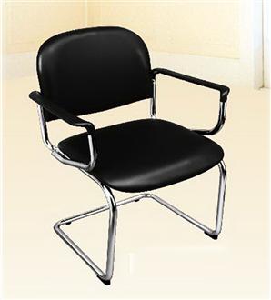 ghế văn phòng chân quỳ màu đen