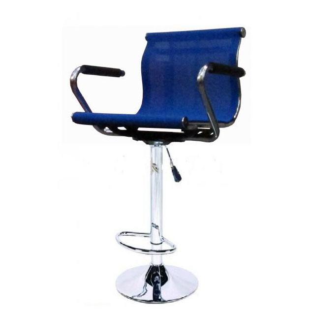 Mua ghế bar màu xanh tay vịn