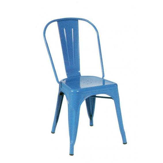 Mua ghế bar sắt màu xanh