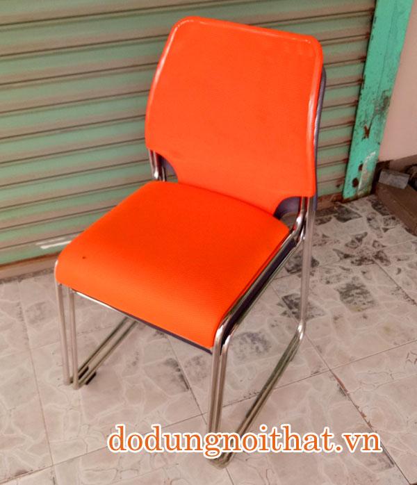 ghế văn phòng chân quỳ inox cao cấp