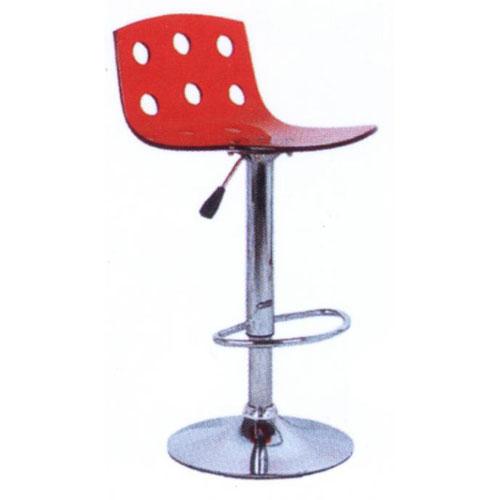 Mua ghế bar màu đỏ nhựa