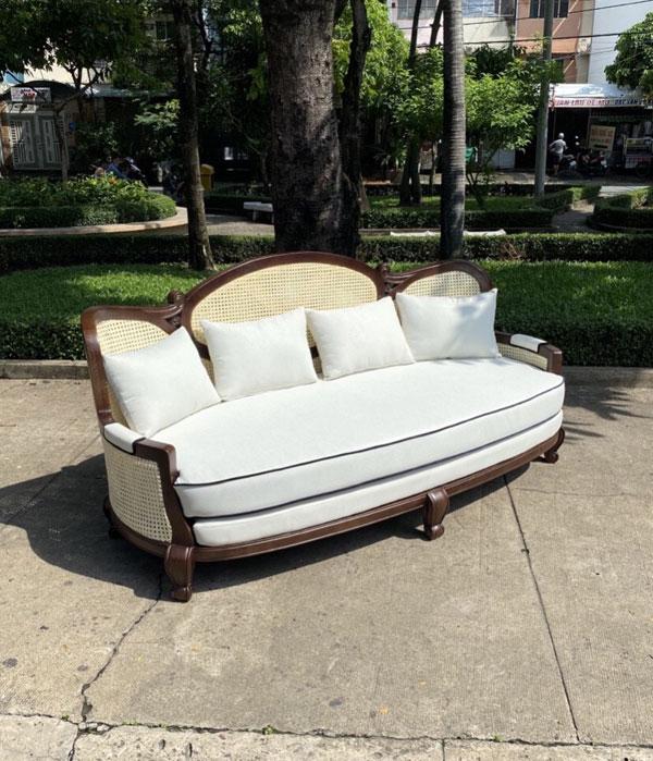 Bộ ghế sofa mariott sang trọng khách sạn