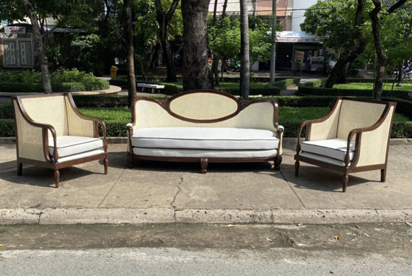 Bộ ghế sofa mariott hiện đại