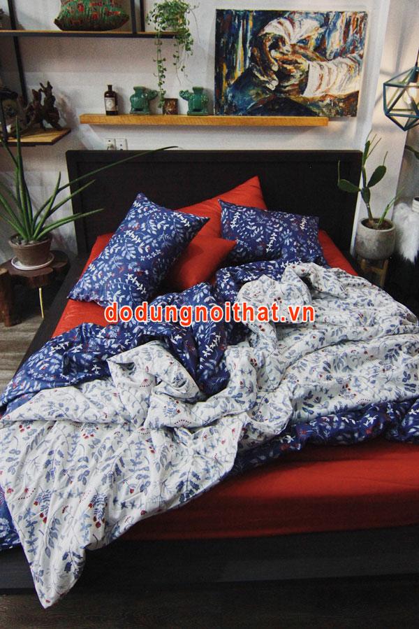 bộ drap giường đẹp hàn quốc