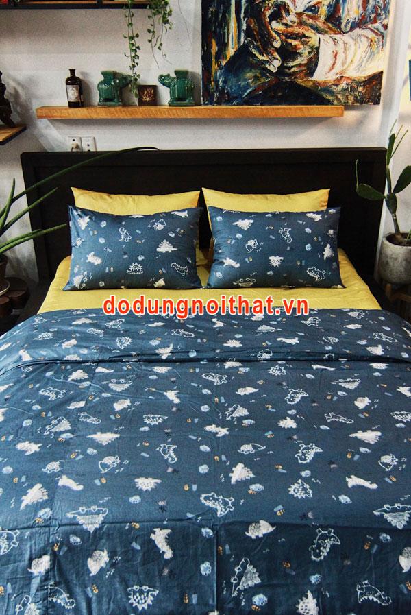 giá bộ drap giường đẹp hàn quốc