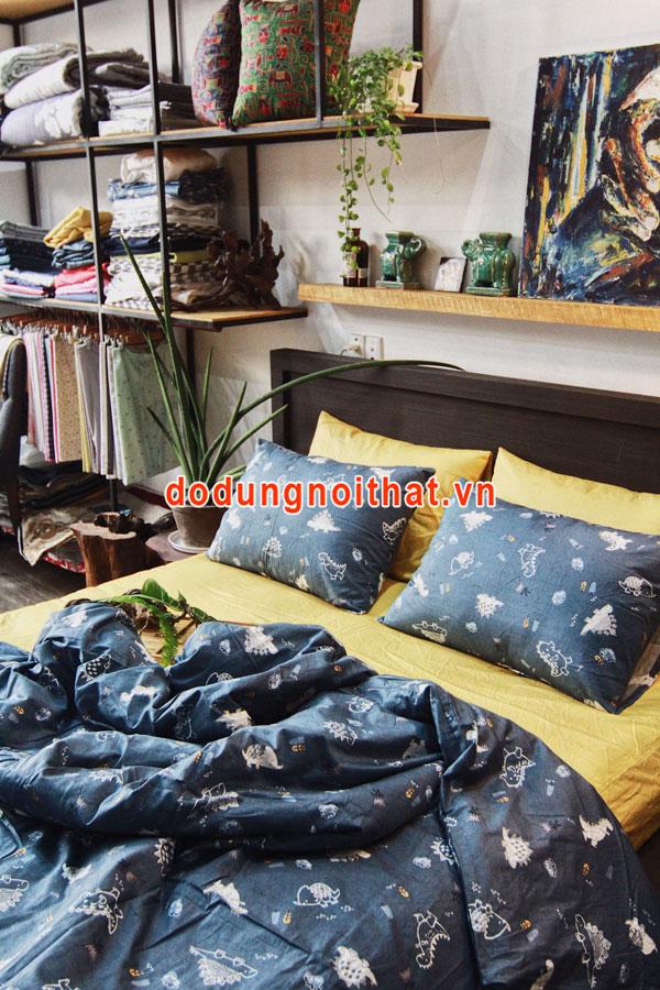 bán bộ drap giường đẹp hàn quốc