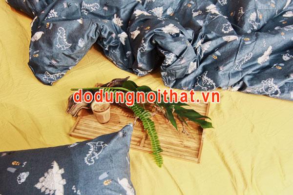 bộ drap giường đẹp hàn quốc mới