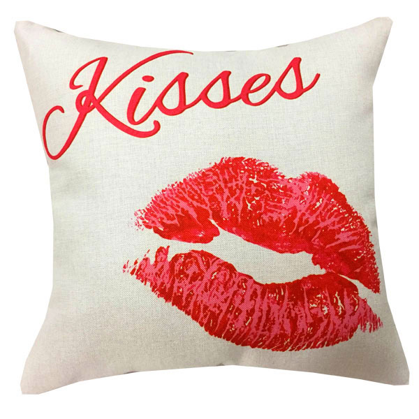Gối tựa kisses