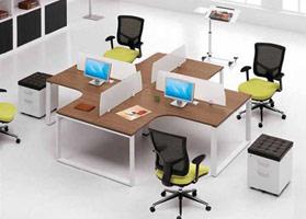 Hướng dẫn cách bố trí bàn ghế hợp lý nhất trong văn phòng công ty