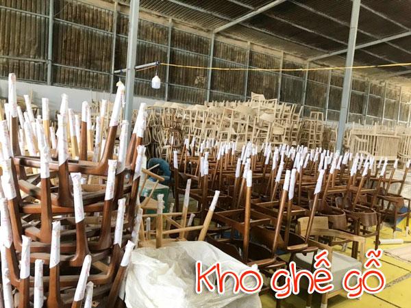 Kho ghế gỗ bàn ăn đẹp giá rẻ tại tphcm