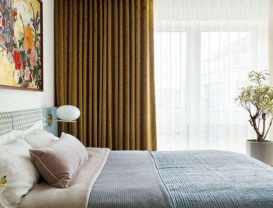 may màn cửa vải phòng ngủ ở hcm