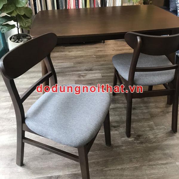 bộ ghế gỗ bàn ăn đẹp cao cấp cho phòng ăn