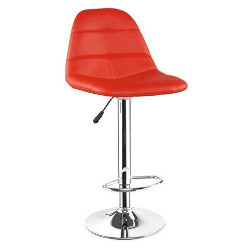 Mua ghế bar inox đệm màu đỏ