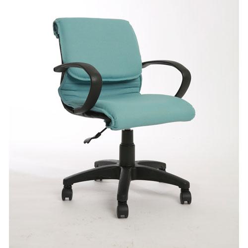 ghế văn phòng màu xanh ngọc