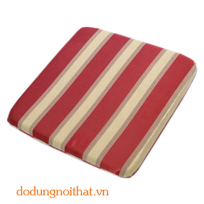 Nệm lót ngồi vải gấm mịn