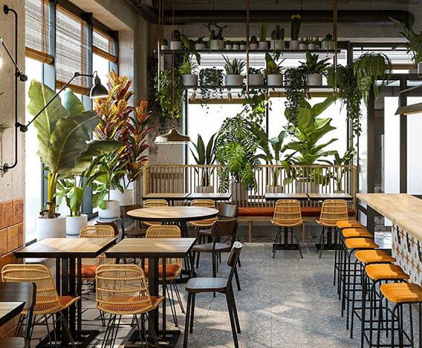 Phương pháp tìm bàn ghế cho quán cafe đẹp