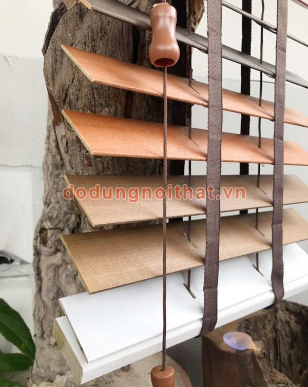 cấu tạo màn sáo gỗ
