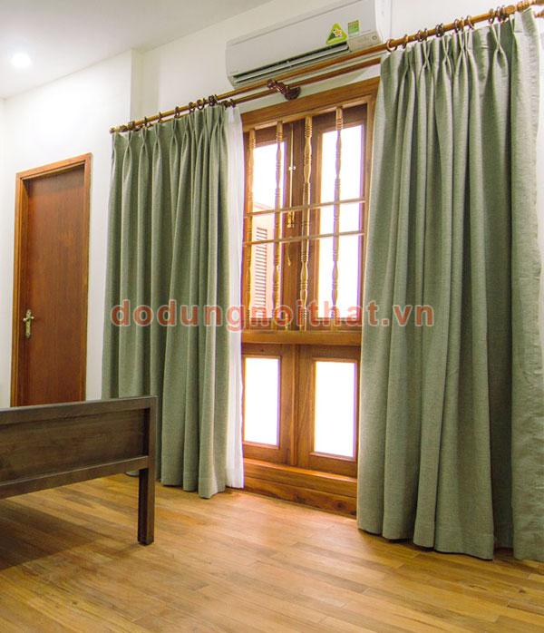 bộ màn cửa vải đẹp cho gia đình tại tphcm