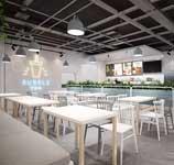 Thiết kế không gian cửa hàng trà sữa mê hoặc giới trẻ