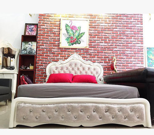 Trọn bộ giường ngủ cổ điển